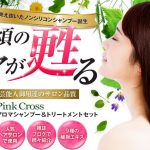 ピンククロス-Pink Cross-アロマシャンプー&トリートメント口コミ・評価・効果/GLOMI(グローミ)